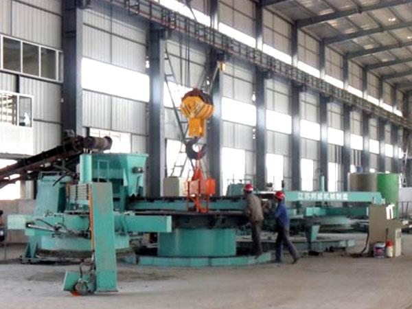 排水管厂家生产设备