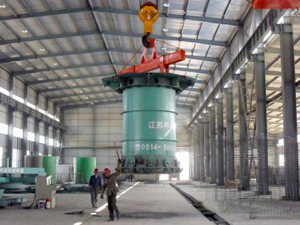 水泥管厂家生产设备