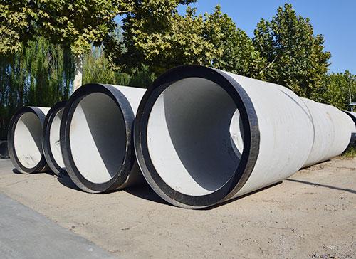 黑河钢筋混凝土排水管