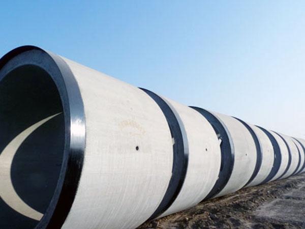 黑河3米钢筋混凝土排水管