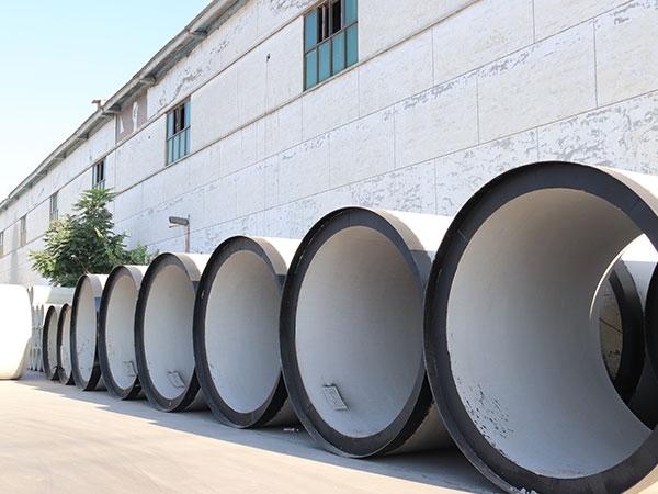 黑河钢筋混凝土管